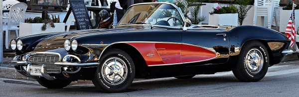 Chevrolet Corvette - Us Classic Car